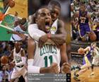 NBA Finals 2009-10, Game 4, Los Angeles Lakers 89 - Boston Celtics 96