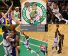 NBA Finals 2009-10, Game 5, Los Angeles Lakers 86 - Boston Celtics 92