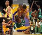NBA Finals 2009-10, Game 6, Boston Celtics 67 - Los Angeles Lakers 89