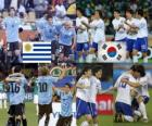 Uruguay - South Korea, Eighth finals, South Africa 2010