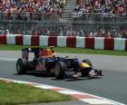 Mark Webber - Red Bull - Montreal 2010