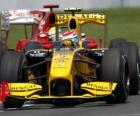 Vitaly Petrov - Renault - Montreal 2010