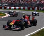 Jaime Alguersuari - Toro Rosso - Montreal 2010