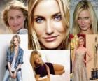 Cameron Diaz is an American actress and former model. It has been four times nominated for Golden Globe Award