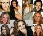 Julia Roberts is an American actress and television. Winner of the Best Actress Oscar, three Golden Globes