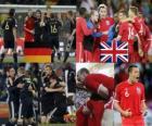 Deutschland - England, Eighth finals, South Africa 2010
