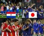 Paraguay - Japan, Eighth finals, South Africa 2010