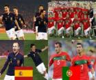 Spain - Portugal, Eighth finals, South Africa 2010