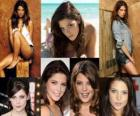 Ashley Greene known for her role as Alice Cullen in the Twilight saga.
