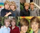 Dylan and Cole Sprouse are two Italian players who reside in the United States