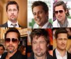 Brad Pitt rose to fame in the mid-1990s, after starring in several Hollywood films