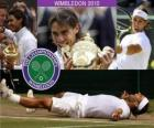 2010 Wimbledon Champion Rafael Nadal