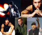 Eminem (EMINƎM) is a rapper