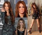 Miley Cyrus pop singer