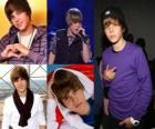 Justin Bieber is a Canadian pop singer.