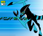 The alien XLR8 is the first Ben 10 transformation with the Omnitrix