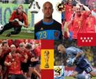 Pepe Reina (a humble speaker) Spanish team goalie or goalkeeper