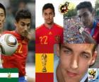 Jesus Navas (the bird mad and the nerve of the selection) Spanish National Team forward