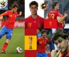 Fernando Llorente (The red truck) Spanish National Team forward