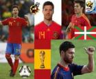 Xabi Alonso (Lung) Spanish National Team Midfielder