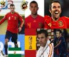 Carlos Marchena (The invincible) Spanish team defense
