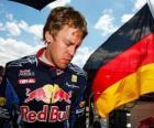 Sebastian Vettel - Red Bull - Silverstone 2010