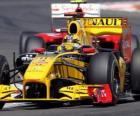 Robert Kubica - Renault F1 - Silverstone 2010