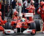 Felipe Massa - Ferrari - Hockenheimring 2010