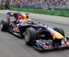 Sebastian Vettel - Red Bull - Hockenheimring 2010