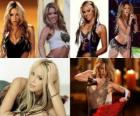 Shakira is a Colombian singer-songwriter and producer pop rock genre in English and Spanish
