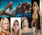 Natasha Poly is a Russian model.