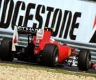 Fernando Alonso - Ferrari - Hungaroring, Hungarian Grand Prix 2010