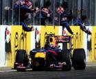 Mark Webber - Red Bull - Hungaroring, Hungarian Grand Prix 2010
