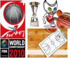 2010 FIBA World Basketball Championship Turkey