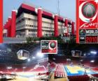 Spor Pavilion Salonu Abdi Ipekci in Istanbul (FIBA 2010 World Basketball Championship in Turkey)