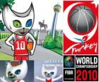 Pet Bascat World Basketball Championship in Turkey 2010