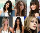 Superstar, Selena Gomez, Miley Cyrus, Demi Lovato, Ashley Tisdale, Vanessa Hudgens, Avril Lavigne