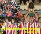 Atletico Madrid, UEFA Super Cup 2010