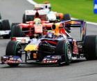 Mark Webber - Red Bull - Spa-Francorchamps 2010