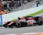 Sebastien Buemi, Jaime Alguersuari - Toro Rosso - Spa-Francorchamps 2010