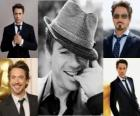 Robert Downey Jr. is an American film actor twice nominated for an Academy Award and winner of two Golden Globes, as well as a singer and composer.