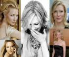 Cate Blanchett is an actress in Australian film and stage, winning an Academy Award and Golden Globe