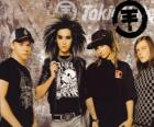 Tokio Hotel is a young musical group of German-born pop rock consists of Bill Kaulitz, Tom Kaulitz, Georg Listing and Gustav Schäfer.
