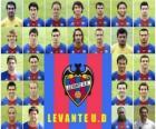 Team of Levante UD 2010-11