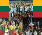 Lithuania, 3rd place of the 2010 FIBA World, Turkey