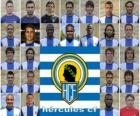 Team of Hércules CF 2010-11
