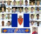 Team of Real Zaragoza 2010-11