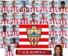 Team of Unión Deportiva Almería 2010-11