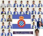 Team of RCD Espanyol 2010-11