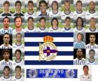 Team of Deportivo de La Coruña 2010-11